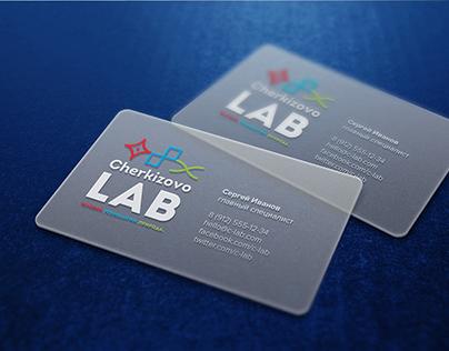 Cherkizovo Lab corporate identity