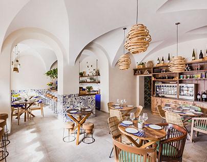 TASZKA / Portuguese Restaurant