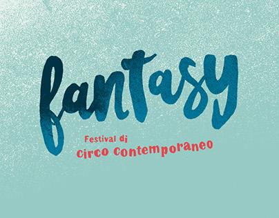 Fantasy - Festival di circo contemporaneo