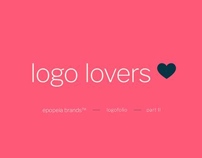 logo lovers ❤ logofolio II