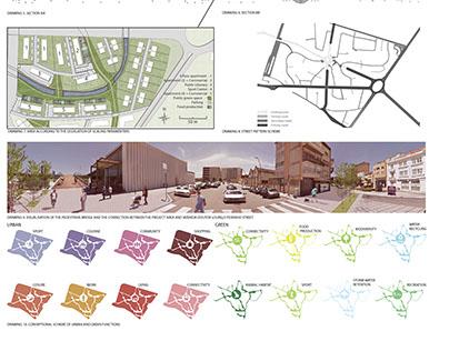 Engage Aveiro - green stucture development