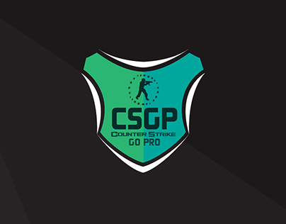 CSGP CSGO Clan - Gaming Logos