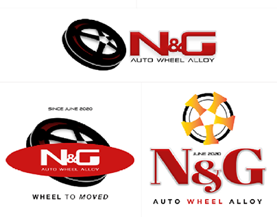 logo design sample (휠회사를 위한 로고 디자인 샘플)