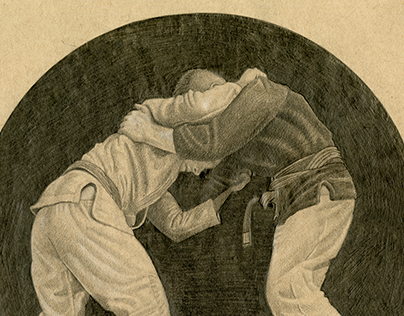 Jiu Jitsu Match