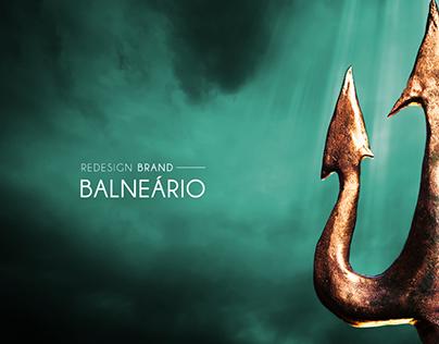 Brand Balneário praia