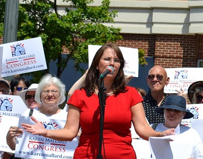 Karen Mallard for Congress