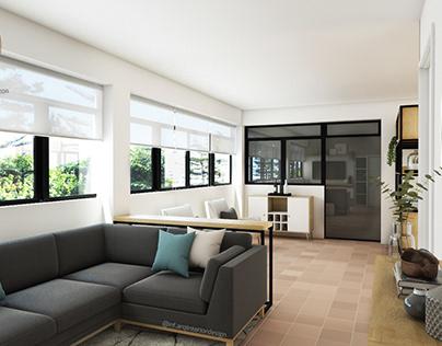 NF Arq & Diseño Interior Proy.Huacho