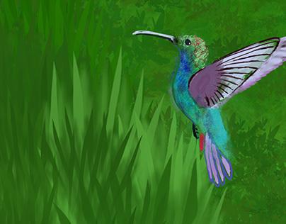 Fresco Bird