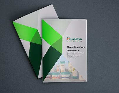 Himalaya online store booklet