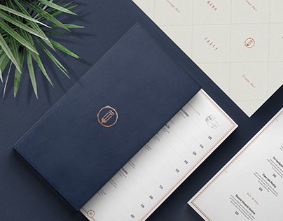 Tasty Lounge Bar / Branding