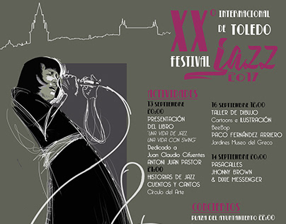 Festival Internacional JAZZ de Toledo