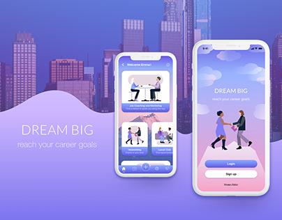Dream Big App