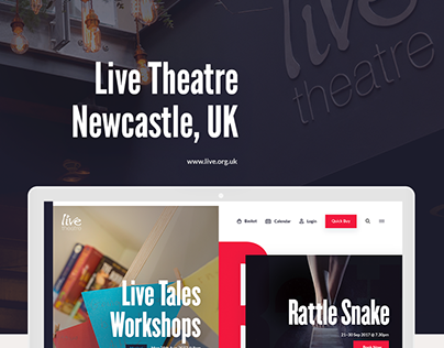 Live.org.uk Theatre Website