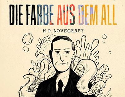 Die Farbe Aus Dem All - H.P. Lovecraft