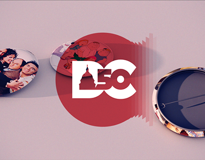 DC50 Rebrand