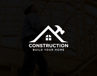 Construction Logo Design-Brand Identity Design