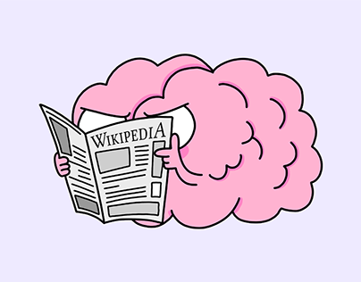 Wikipedia Giphy Stickers