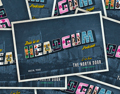 HeadGum at SXSW Promo