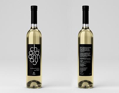 Tikveš Chardonnay LABEL
