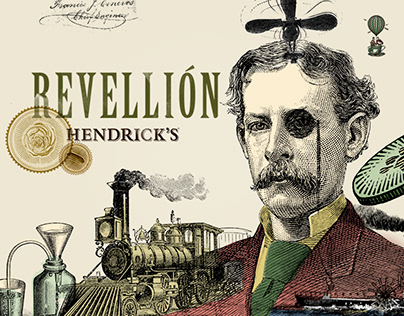 La carta convertida en cartas | Hendrick's