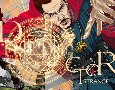 Sorceror Supreme (Dr.Strange)