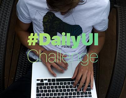 Sélection - #DailyUI challenge