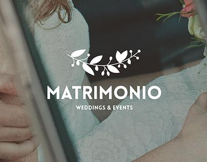 Matrimonio - branding