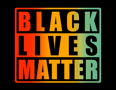 Black Lives Matter American Classic Vintage Retro