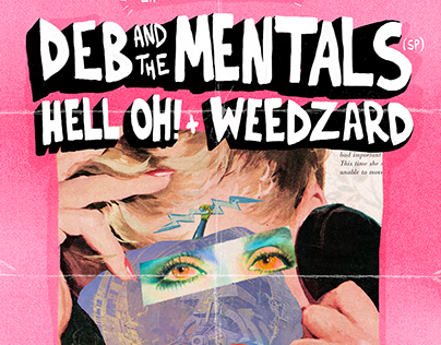 Poster | Deb and the Mentals