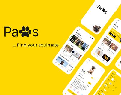 Paws - A pet MarketPlace.