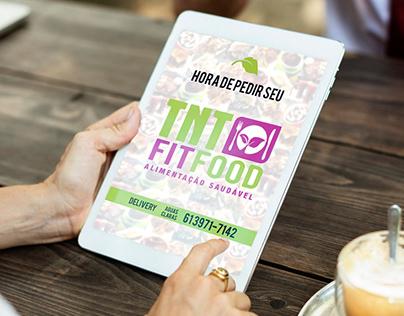 TNT FIT FOOD - Social Media