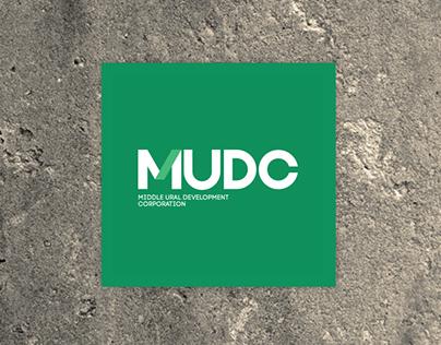 MUDC   branding, website