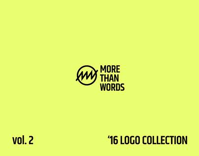'16 Logo Collection / vol. 2