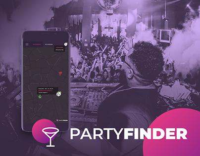 Party Finder APP