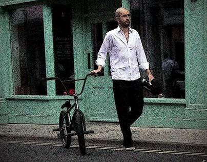 Colin Hall - Norwich Street Photographer