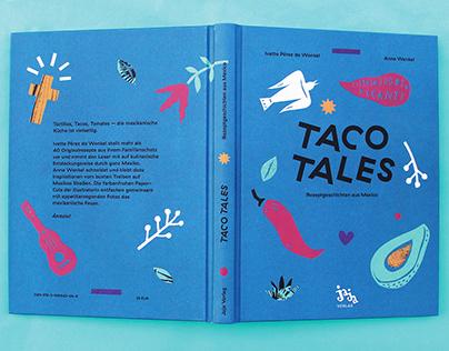 TACO TALES –illustrated cookbook