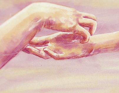 Hand dance