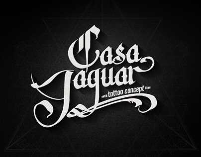 CASA JAGUAR - TATTOO COCEPT