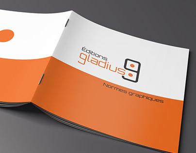 Logo - Éditions Gladius