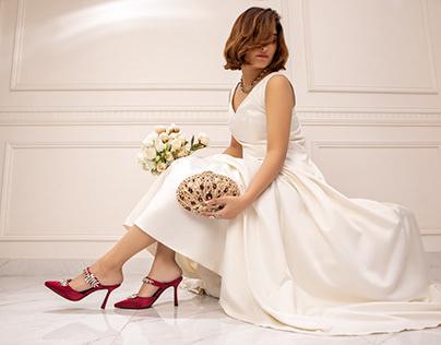 Insignia wedding campaign 2019