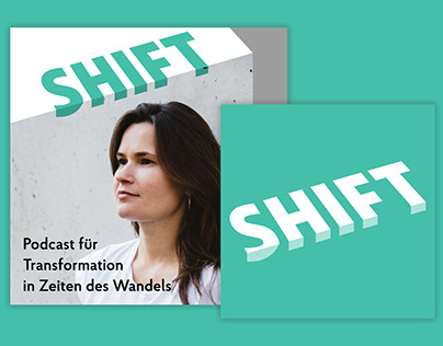 SHIFT – design for a podcast