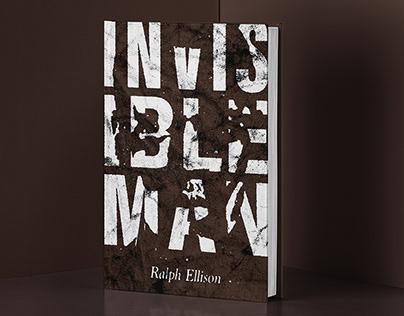 Inivisible Man - Book Cover