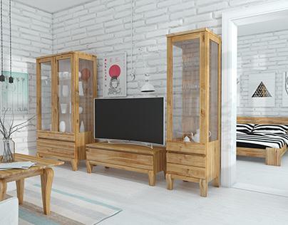 Salon / Living Room - Bona Collection