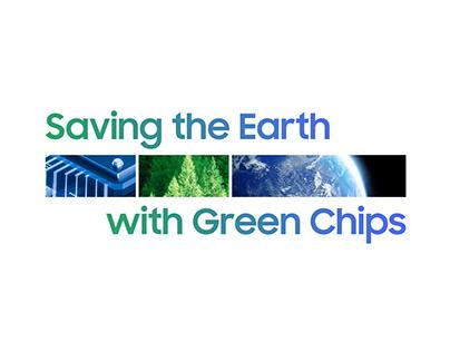 Samsung Semiconductor 'Sustainability' Website