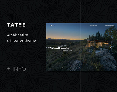 Tatee - Architecture and Building Template