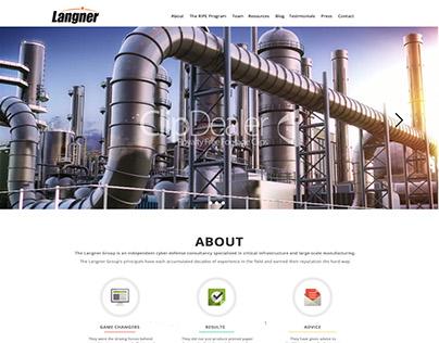 Langner Group Website