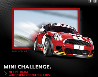 Mini Countryman & Mini Challange