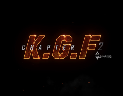 Kgf Projects Photos Videos Logos Illustrations And Branding On Behance