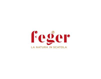 FEGER S.P.A. la natura in scatola