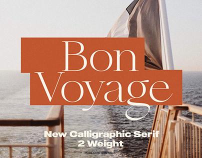 MADE Bon Voyage | Font